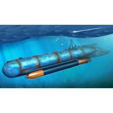 German Molch Midget Submarine 1/35