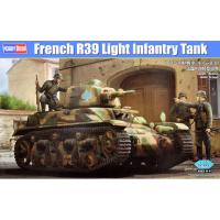 French R39 Light infantry tank 1/35