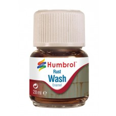 enamel wash rust Weathering