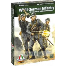 WWII German Infantry Warlord Games