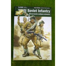 WWII Soviet Infantry Warlord Games