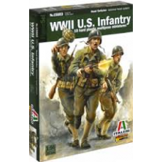 WWII US Infantry Warlord Games