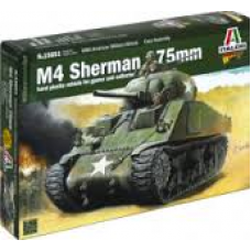 M4 Sherman 75mm Warlord Games