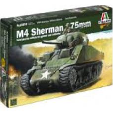 M4 Sherman 75mm Warlord Games