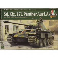 Sd.Kfz. 171 Panther Ausf A Warlord Games