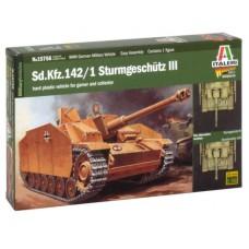 Sd.Kfz.142/1 Sturmgeschutz III Warlord Games