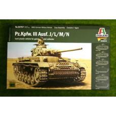 Pz.Kpfw.III.ausf J/L/M/N Warlord Games