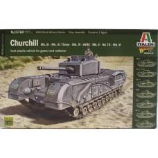 Churchill Warlord Games