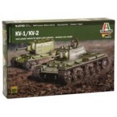 KV-1 / KV-2 Warlord Games