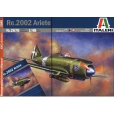 Re.2002 Ariete 1/48