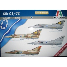 Kfir C1/C2 1/48