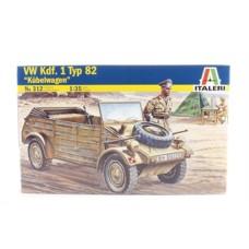 VW Typ 82 Kubelwagen 1/35