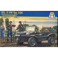VW Typ 166 Schwimmwagen 1/35