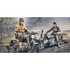 US Motorcycles 1/35