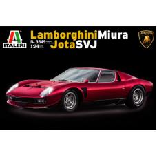 Lamborghini Miura Jota SVJ 1/24