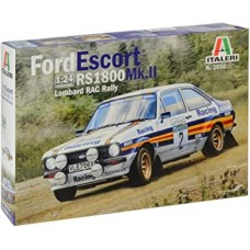 Ford Escort RS1800 MkII 1/24