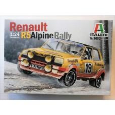 Renault R5 Rally 1/24