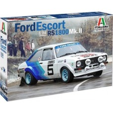 Ford Escort RS 1800 MkII 1/24