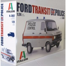 Ford Transit UK Police 1/24