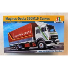 Magirus Deutz 360M19 Canvas 1/24