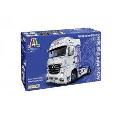 MB Actros MP4 Showtruck 1/24