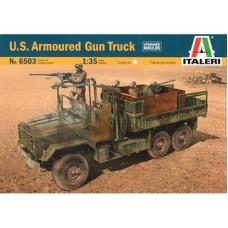 US Armoured gun truck 1/35