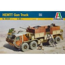 HEMTT gun truck 1/35