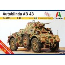 Autoblinda AB43 1/48