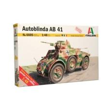 Autoblinda AB41 1/48
