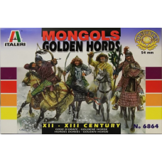 Mongols Golden Hords 1/32