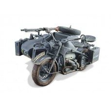 Zundapp KS 750 with sidecar 1/9