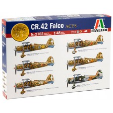 CR. 42 Falco Aces 1/48