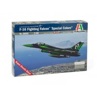 "F-16 Fighting falcon ""special colors"" 1/48"