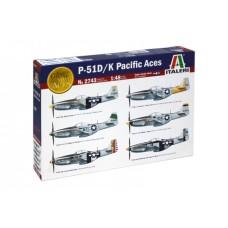 P-51D/K Pacific Aces 1/48