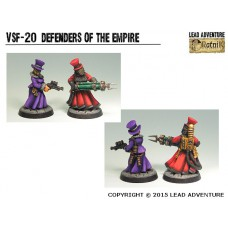 Defenders of the empire Steampunk