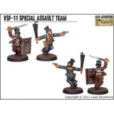 Special assault team Steampunk
