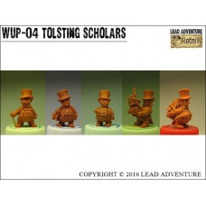 Tolsting Scholars War and piece
