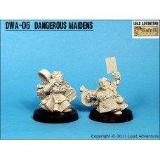 Dangerous Maidens Dwarves