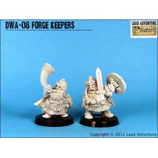 Forge Keepers Dwarves