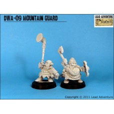 Mountain Guard Dwarves