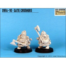 Gate Crushers Dwarves