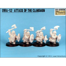 Attack of the Clansmen Dwarves