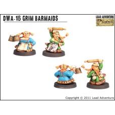 Grim Barmaids Dwarves