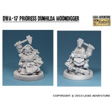 Prioress Dunhilda Moondigger Dwarves