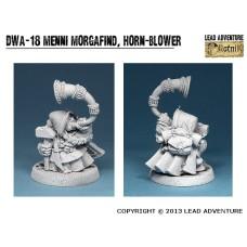 Menni Hotrgafind Horn blower Dwarves