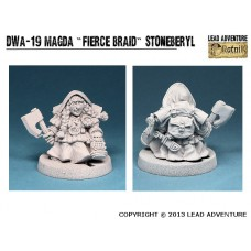 Magde Fierce Braid Stoneberyl Dwarves