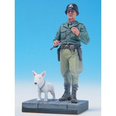 US General Patton & Willy 1/35