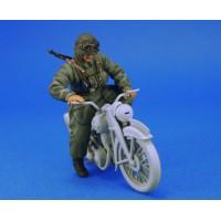 Motorcycle Feldgendarmerie #1 1/35