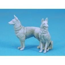 K-9 Dog set 1/35