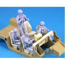 US Vehicle crew set 1/35